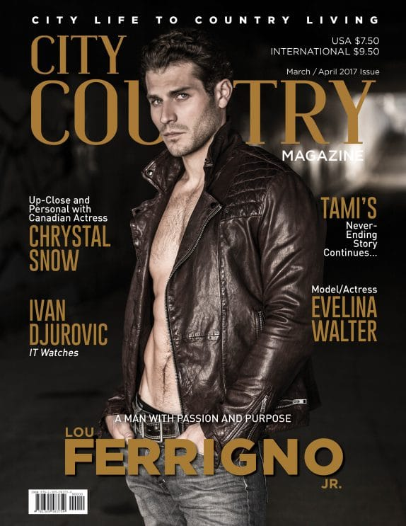 City To Country Magazine March/april 2017