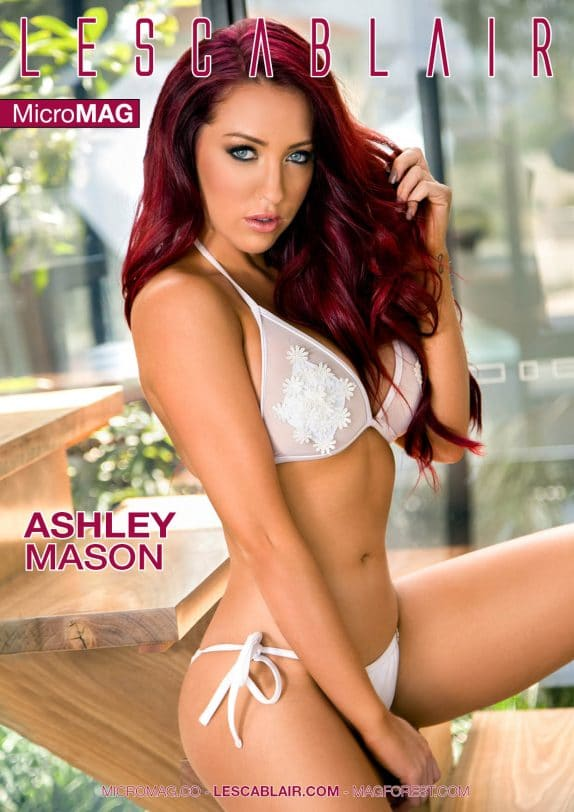 Lescablair MicroMAG - Ashley Mason 2