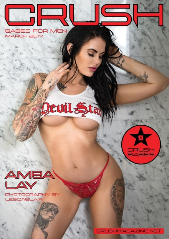 Crush Magazine - March 2017 - Amba Lay 9