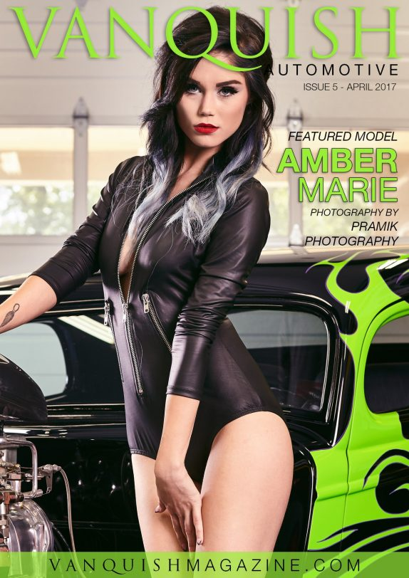 Vanquish Automotive - April 2017 - Amber Marie 5