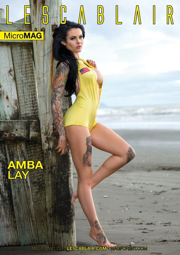 Lescablair Micromag – Amba Lay – Issue 2