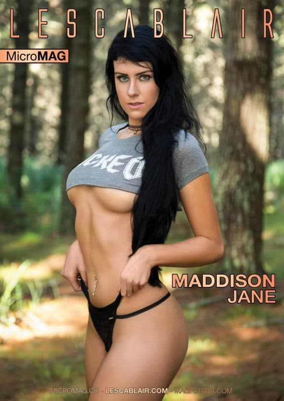 Lescablair MicroMAG - Maddison Jane 8
