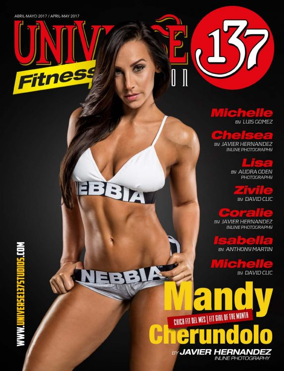 Universe 137 Magazine - Fitness Edition - April - May 2017 5