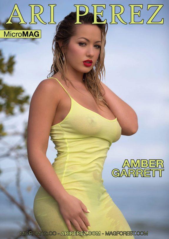 Ari Perez Micromag – Amber Garrett