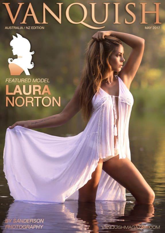 Vanquish Magazine - May 2017 - Laura Norton 2