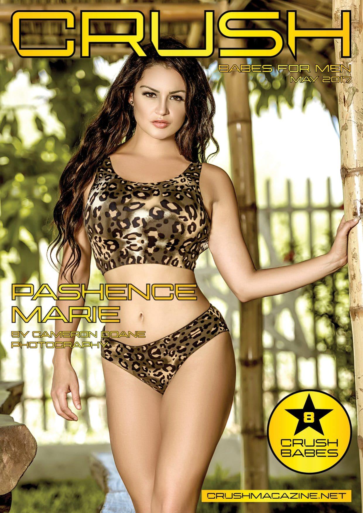 Crush Magazine - May 2017 - Pashence Marie 1