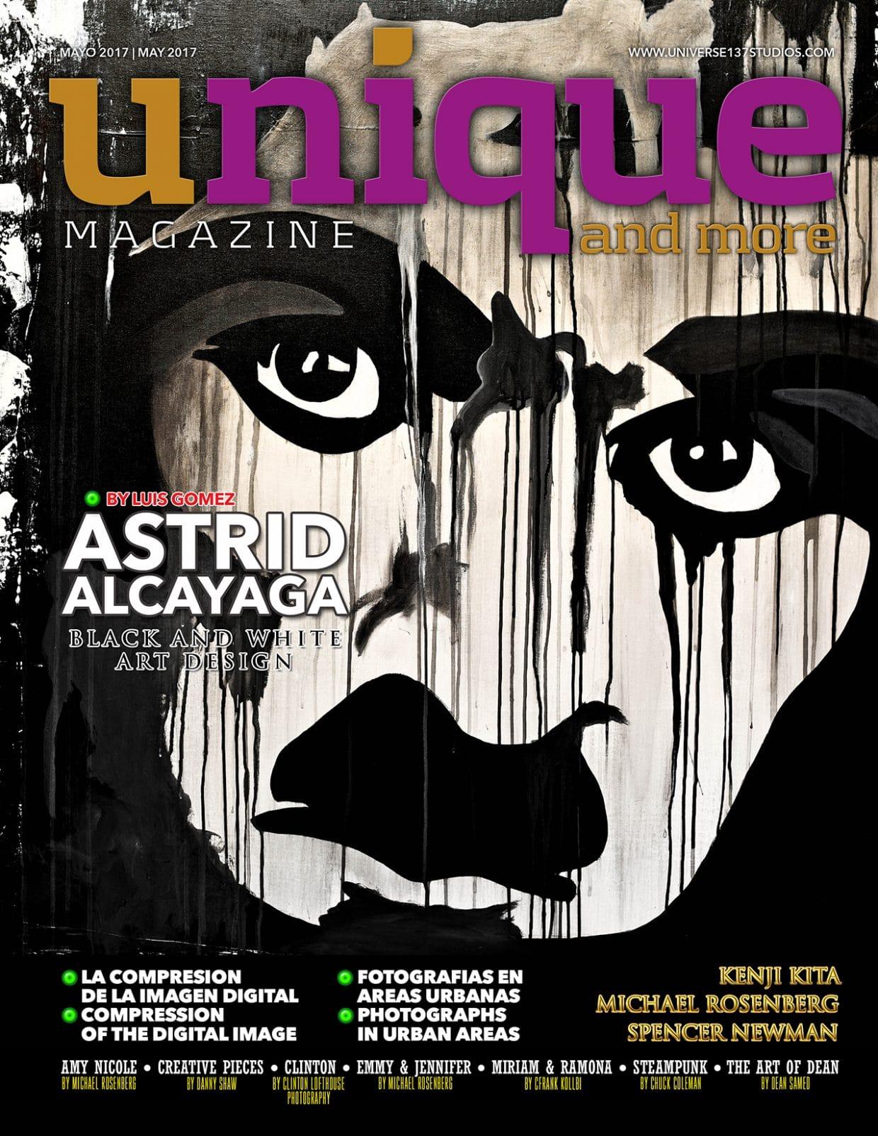 Unique Magazine – May 2017