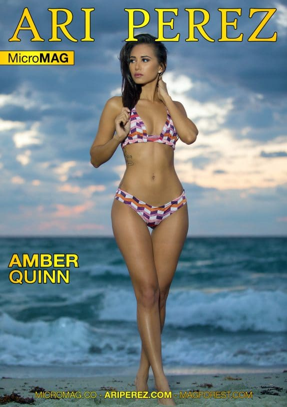 Ari Perez MicroMAG - Amber Quinn 3