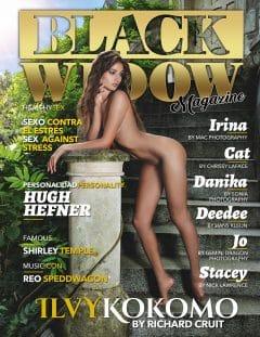 Black Widow Magazine – June 2017