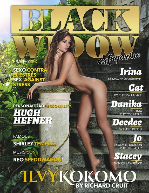 Black Widow Magazine - June 2017 2