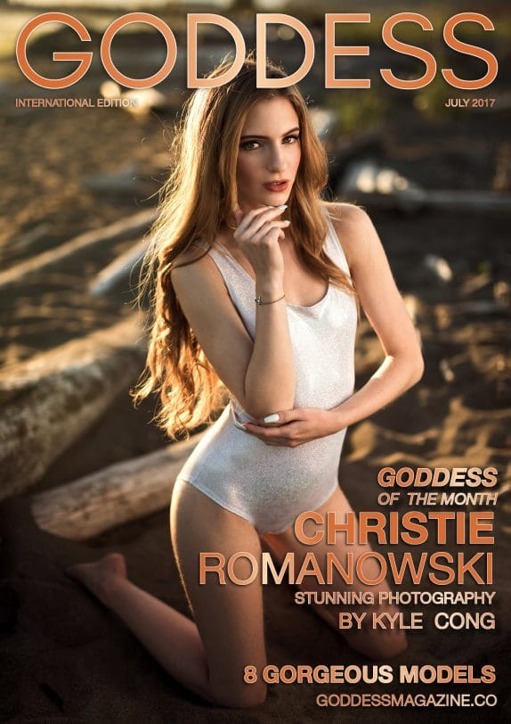 Goddess Magazine - July 2017 - Christie Romanowski 4