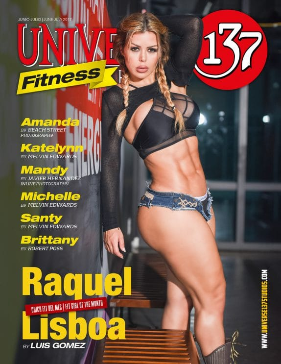Universe 137 Magazine - Fitness Edition - June - July 2017 2