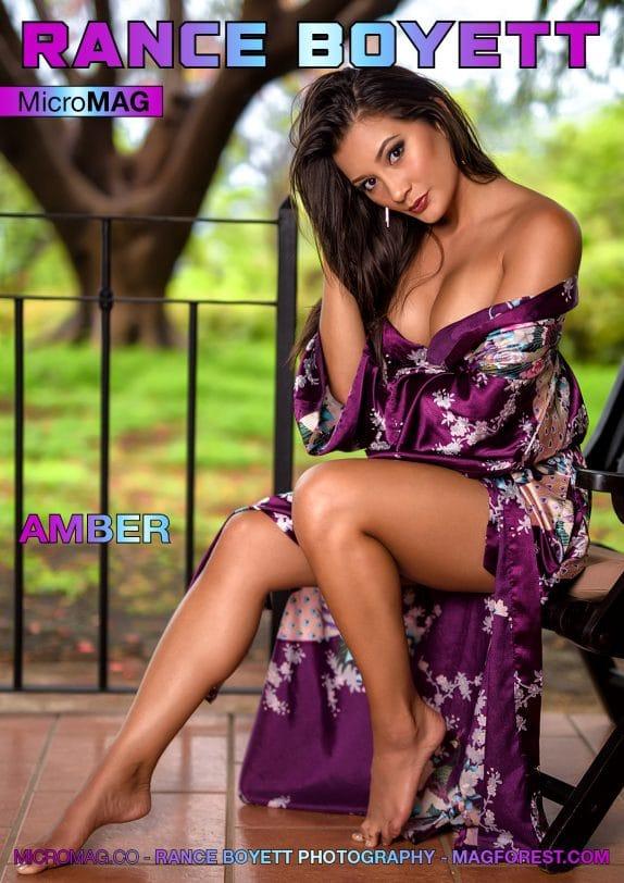 Rance Boyett MicroMAG - Amber 3