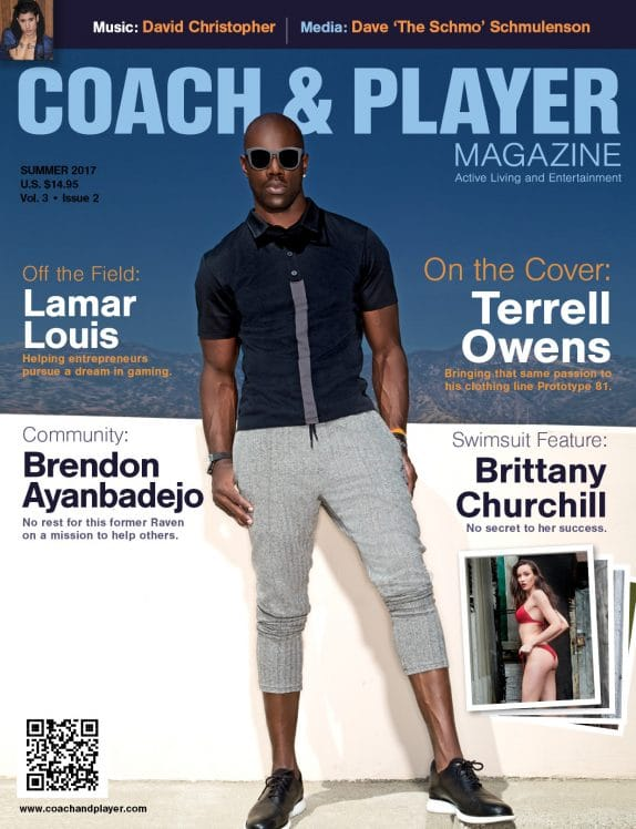 Coach & Player Magazine - Summer 2017 6