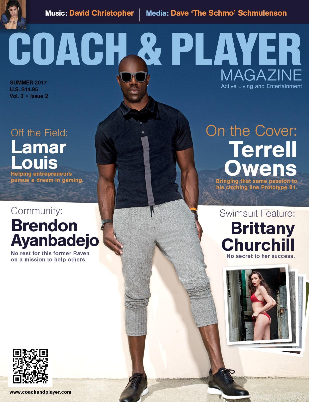Coach & Player Magazine – Summer 2017