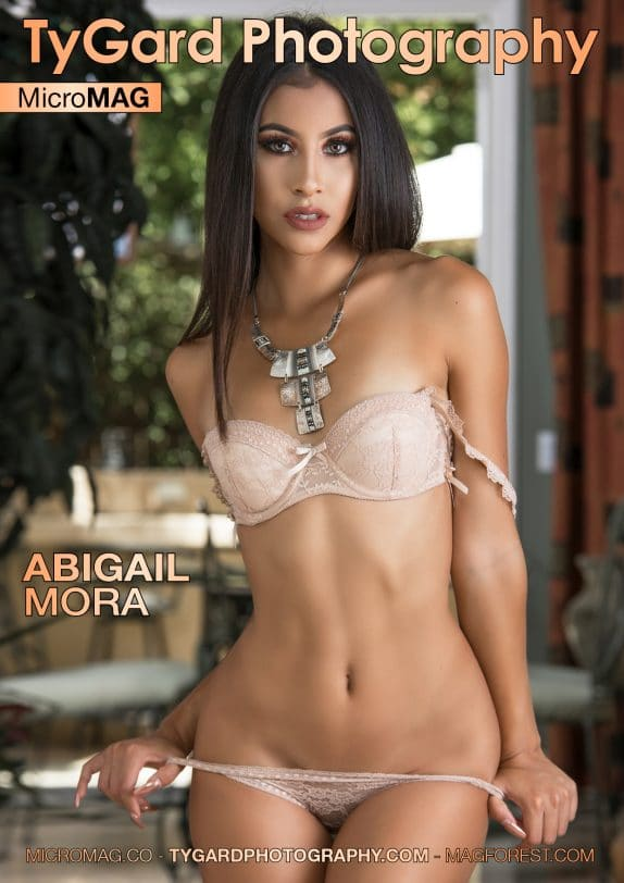 Tygard Photography Micromag – Abigail Mora – Issue 2