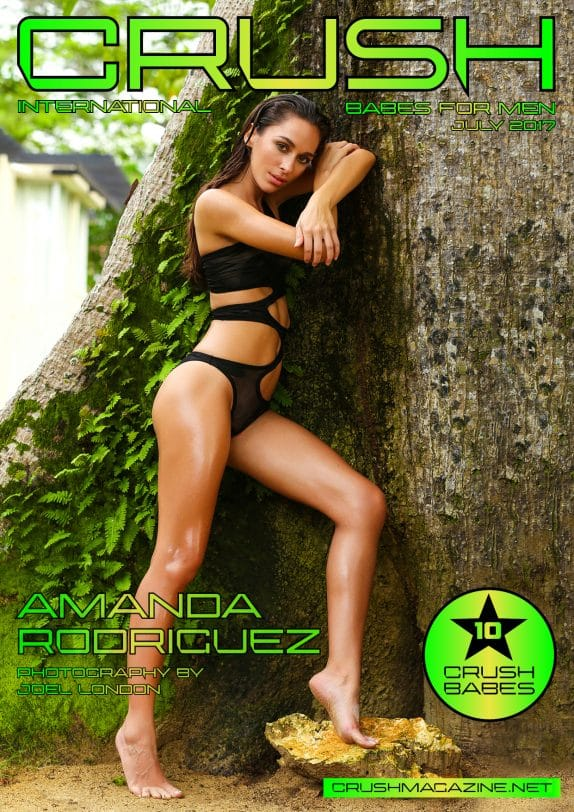 Crush Magazine - July 2017 - Amanda Rodriguez 2
