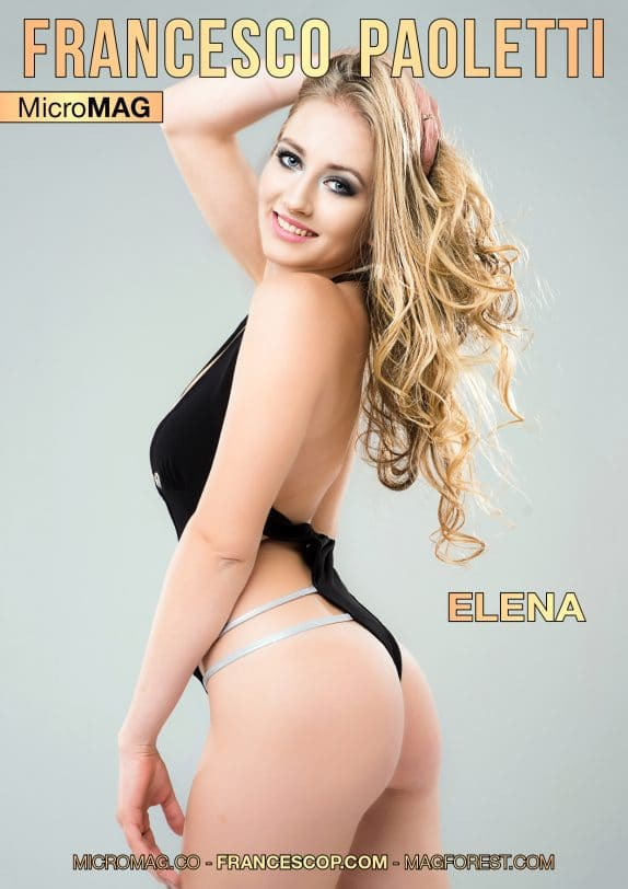 Francesco Paoletti Micromag – Elena – Issue 2
