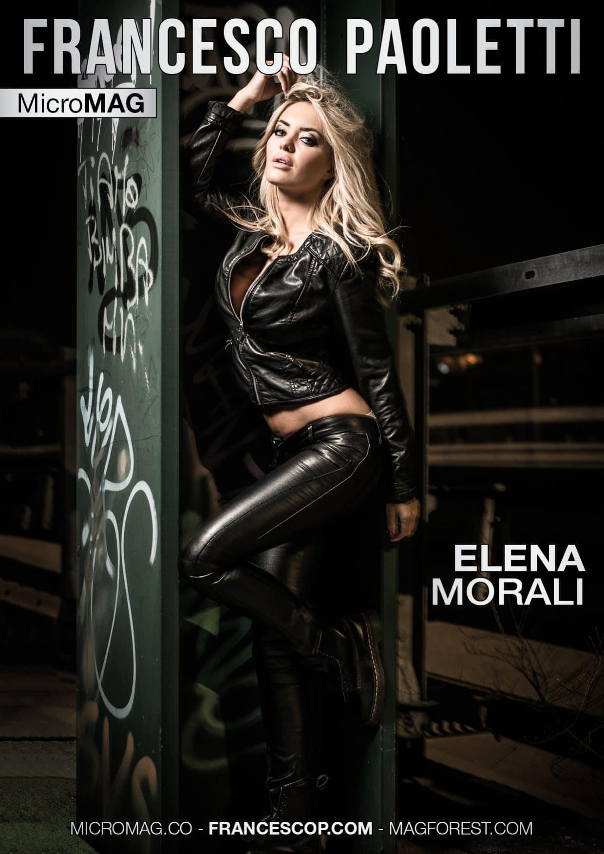 Francesco Paoletti MicroMAG - Elena Morali 1