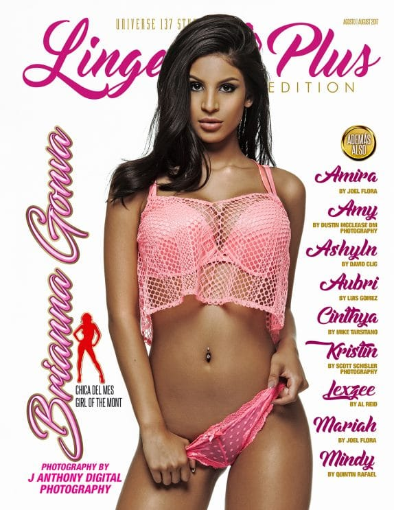 Lingerie Plus Magazine – August 2017