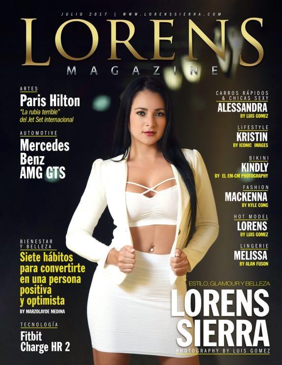 Lorens Magazine – Julio 2017
