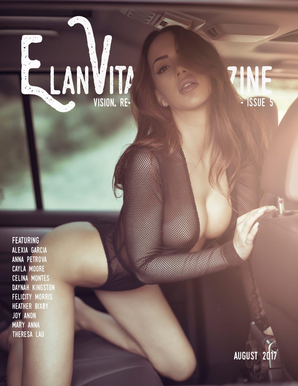 Elan Vital Magazine - August 2017 1