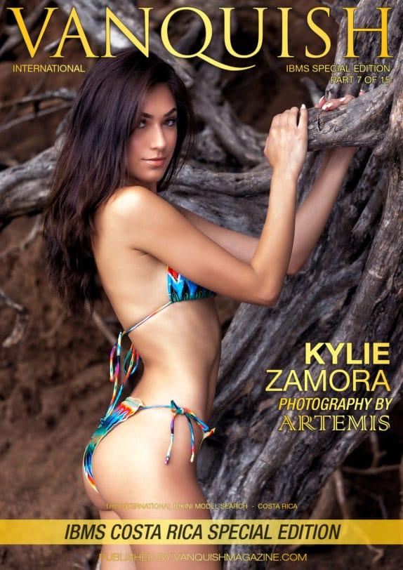 Vanquish Magazine - IBMS Costa Rica - Part 7 - Kylie Zamora 2