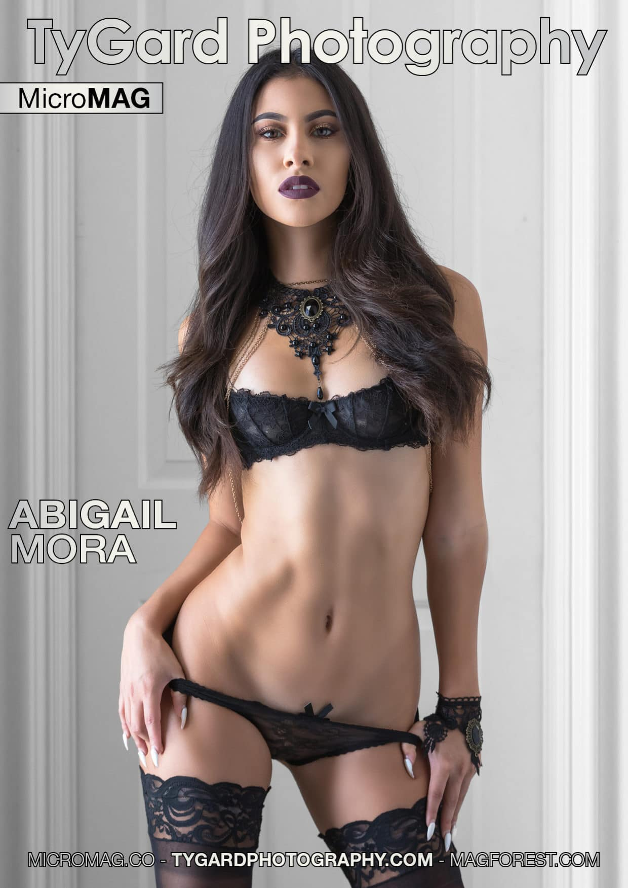Tygard Photography Micromag – Abigail Mora – Issue 5