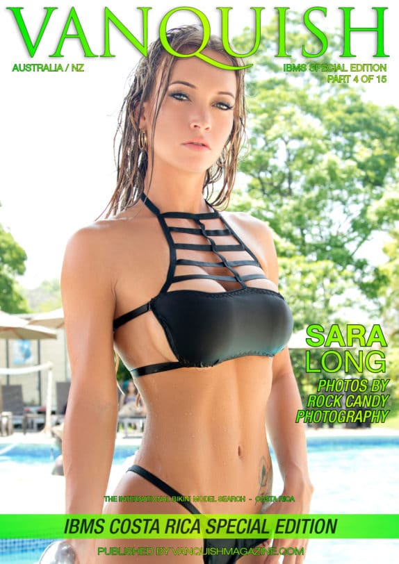 Vanquish Magazine – Ibms Costa Rica – Part 4 – Sara Long