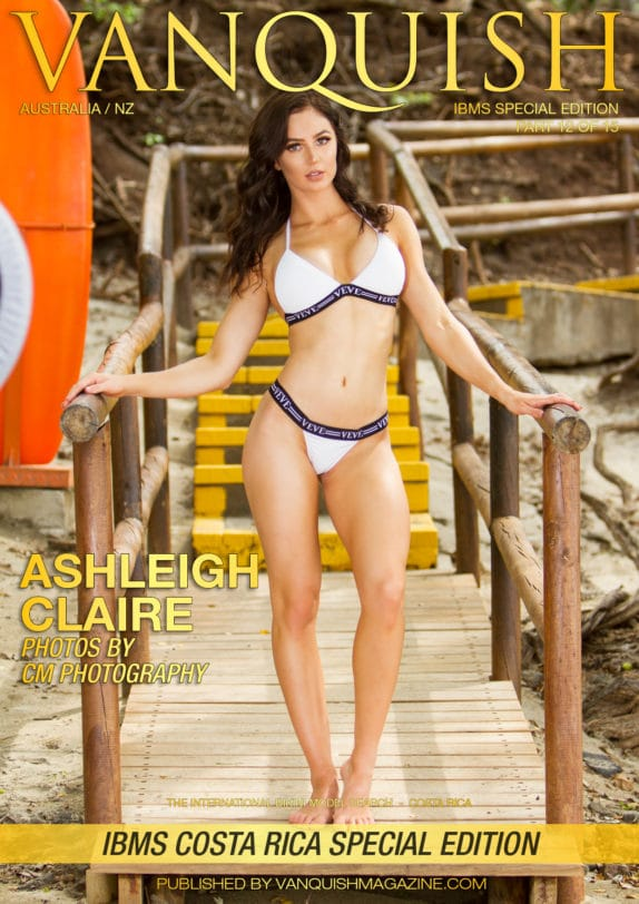 Vanquish Magazine – IBMS Costa Rica – Part 12 – Ashleigh Claire 2