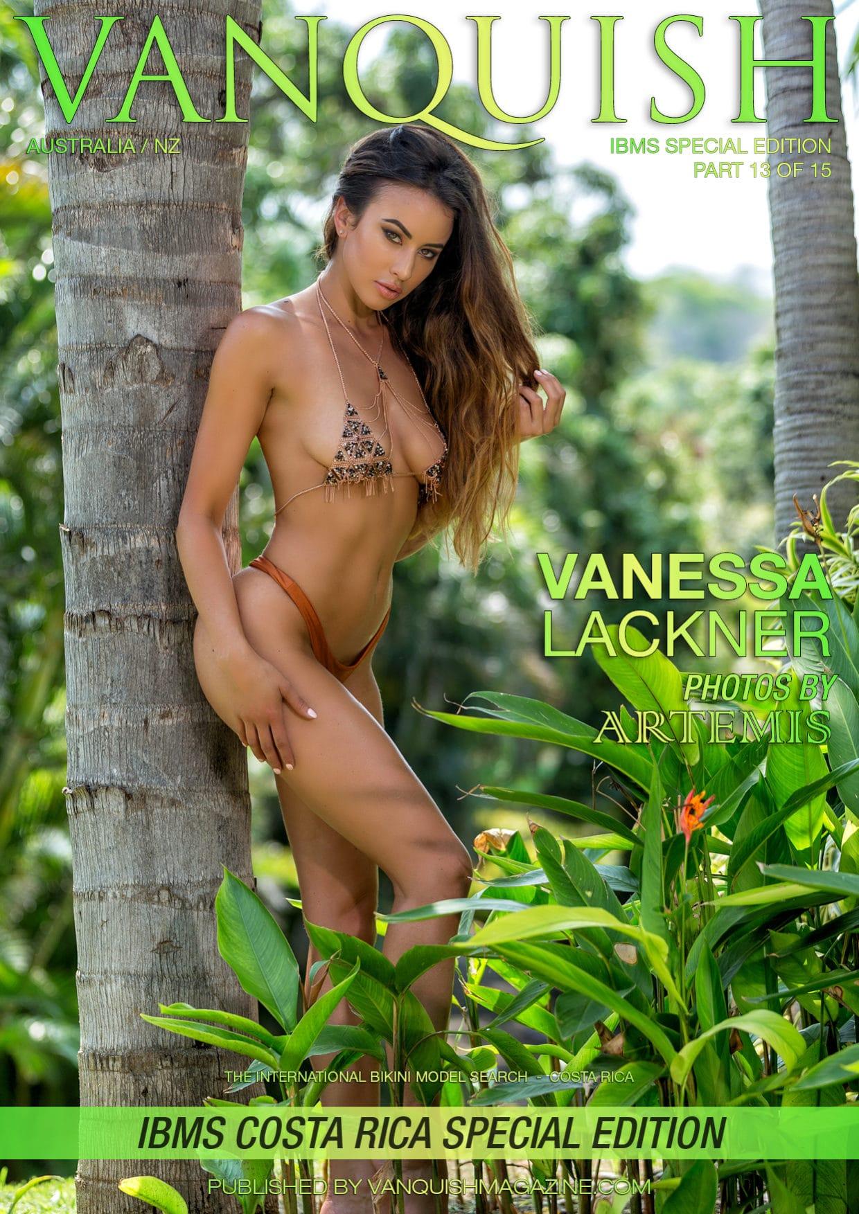 Vanquish Magazine – Ibms Costa Rica – Part 13 – Vanessa Lackner