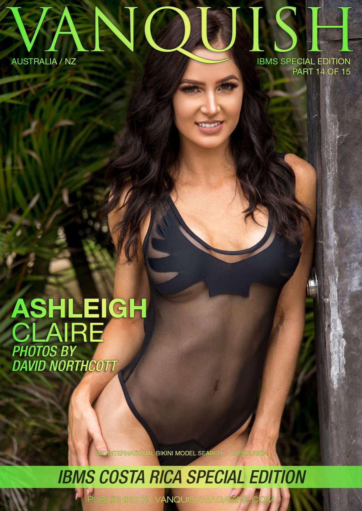 Vanquish Magazine - IBMS Costa Rica - Part 14 - Ashleigh Claire 1