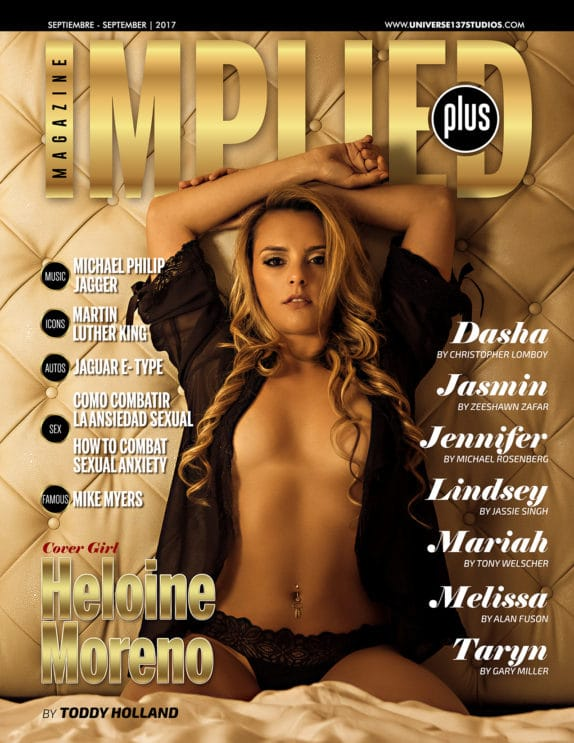 Implied Plus Magazine - September 2017 1