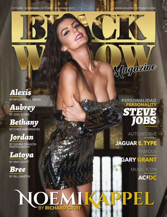 Black Widow Magazine - October 2017 5