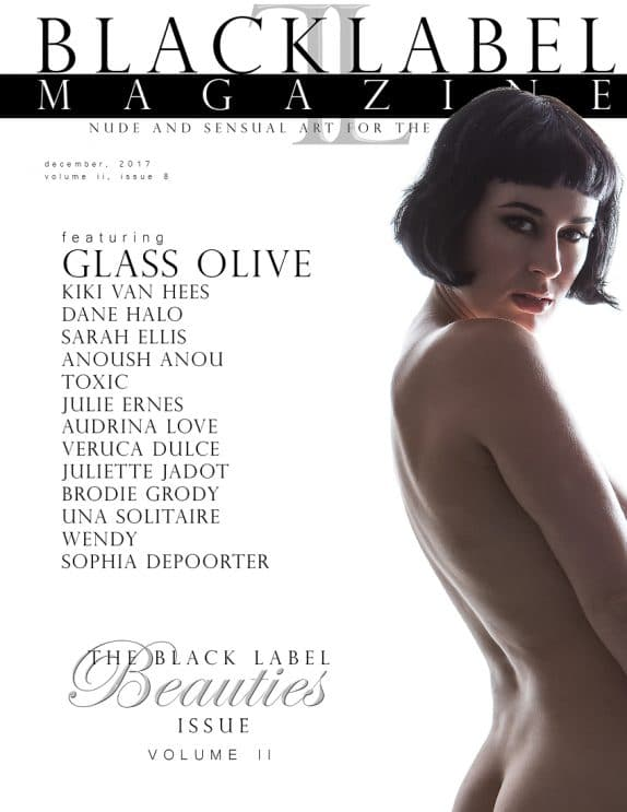 Black Label Magazine - December 2017 - The Beauties Edition - Volume II 3