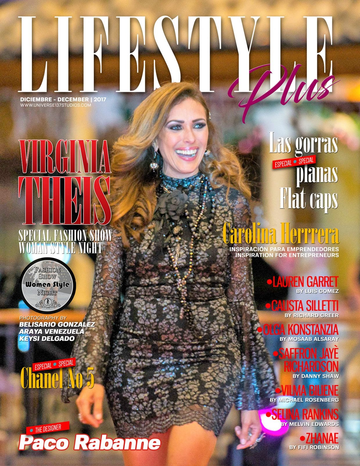 Lifestyle Plus Magazine - December 2017 1