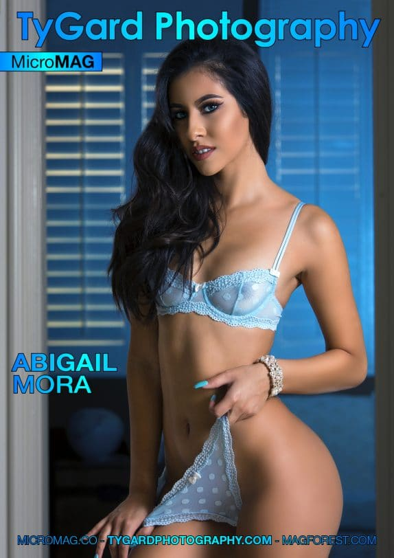 Tygard Photography Micromag – Abigail Mora – Issue 6