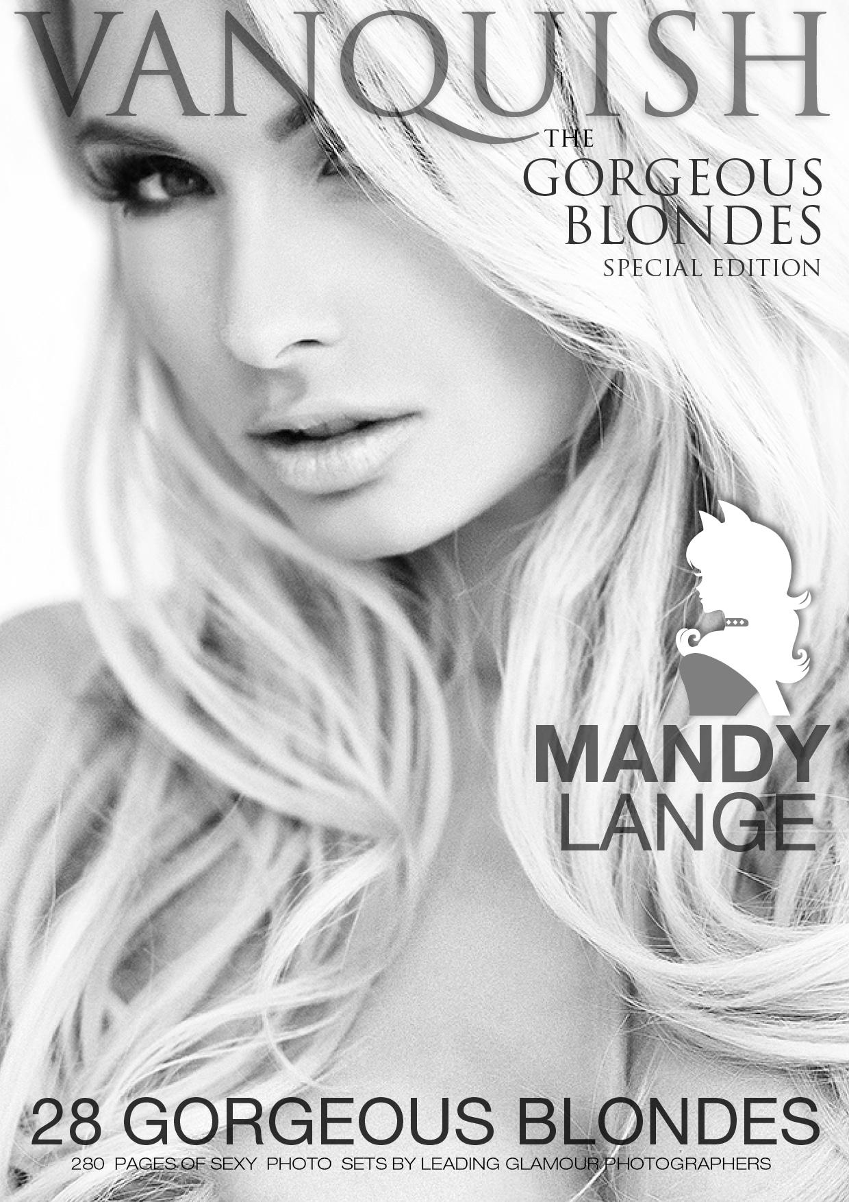 Vanquish Magazine - Gorgeous Blondes 2016 - Exclusive Book 1