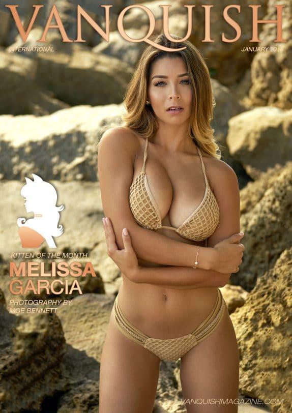 Vanquish Magazine – January 2018 – Melissa Garcia