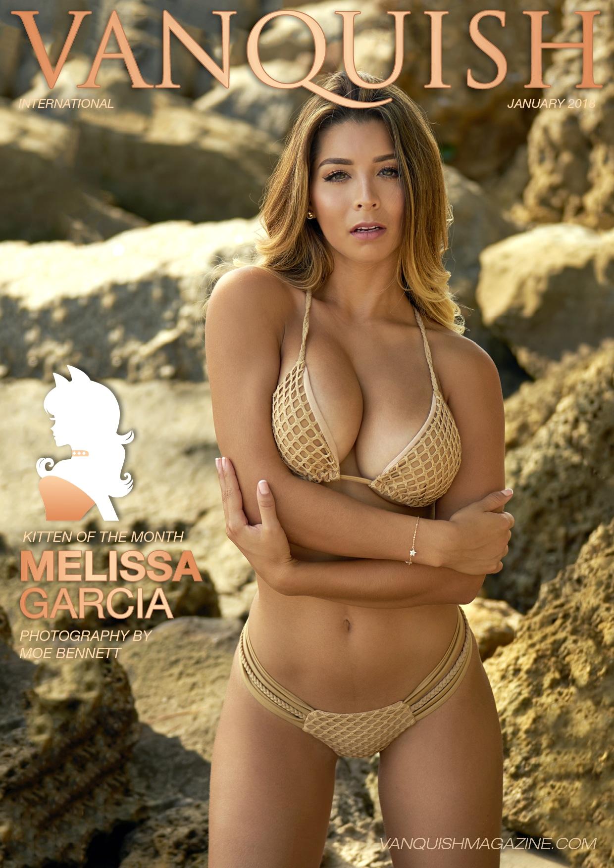 Vanquish Magazine - January 2018 - Melissa Garcia 1