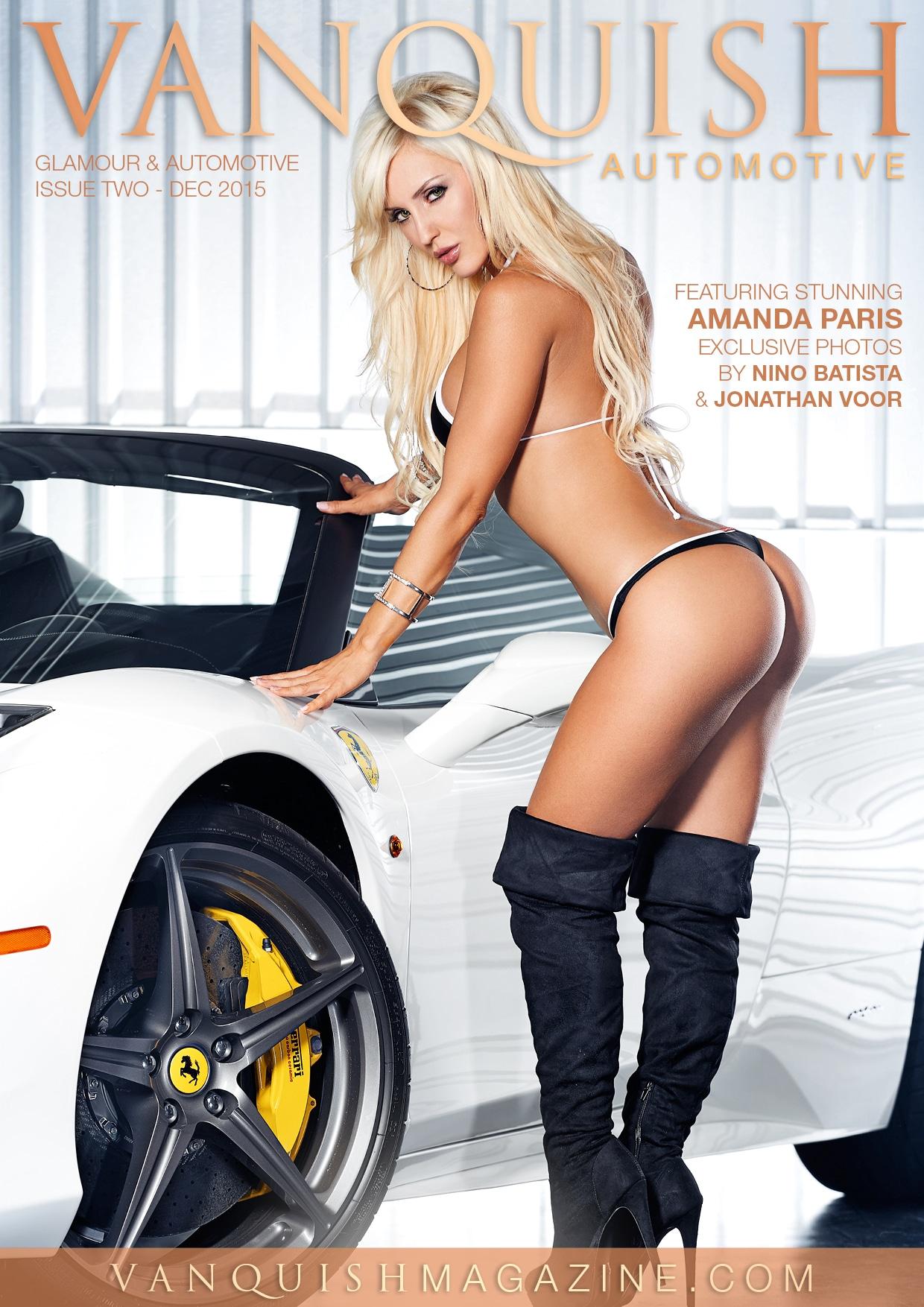 Vanquish Automotive ANZ - Issue 2 - Amanda Paris 1