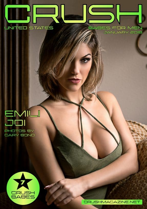 Crush Magazine – January 2018 – Emili Joi