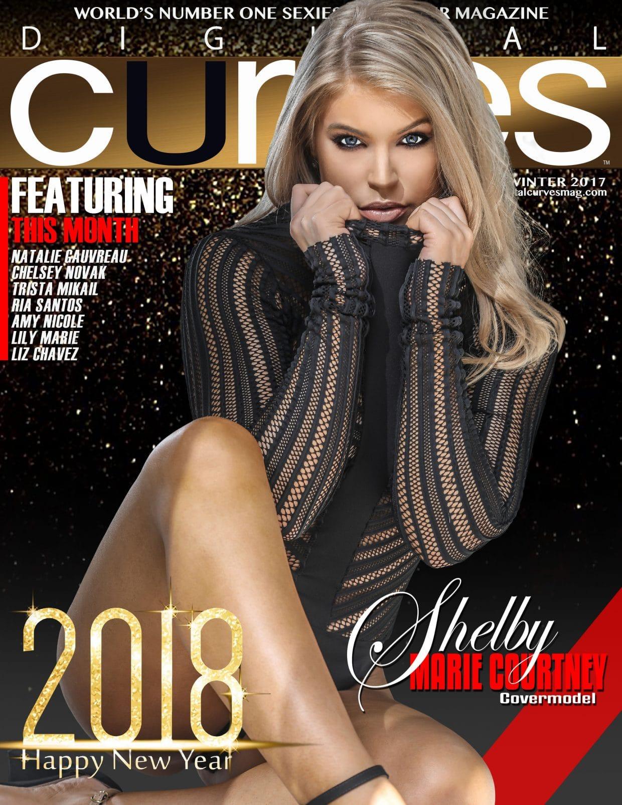 Digital Curves Magazine - Winter Issue - 2018 1