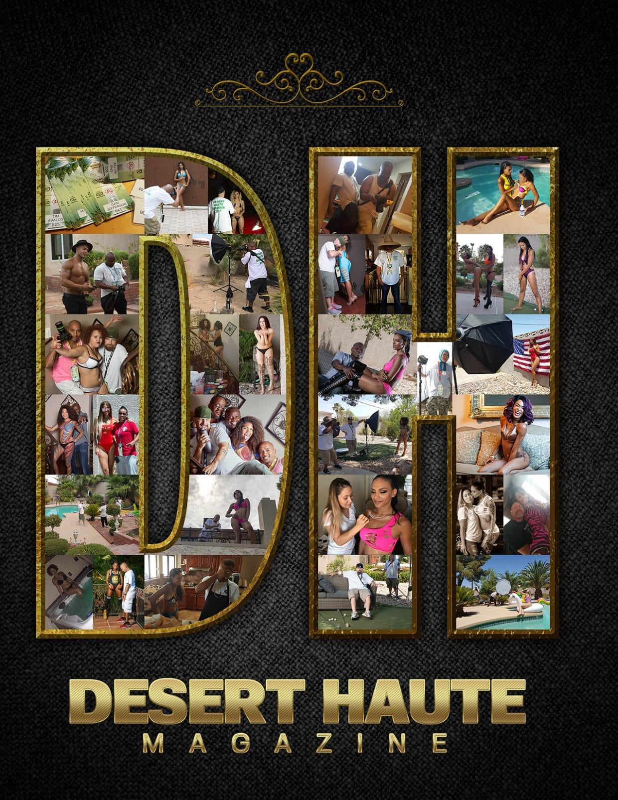 Desert Haute Magazine 2017