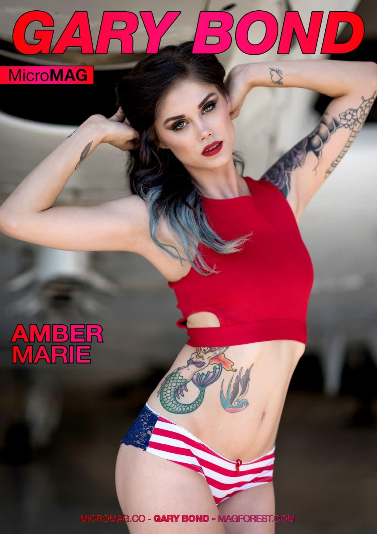 Gary Bond Micromag – Amber Marie