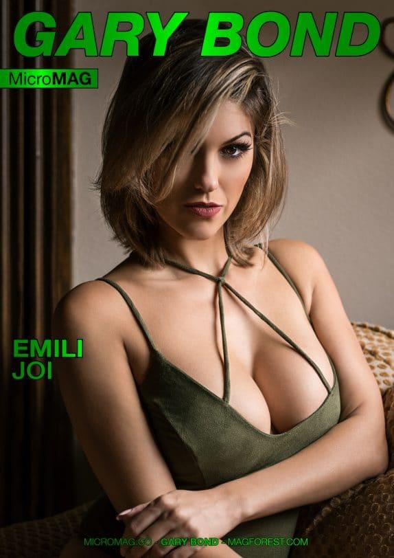 Gary Bond MicroMAG - Emili Joi 3