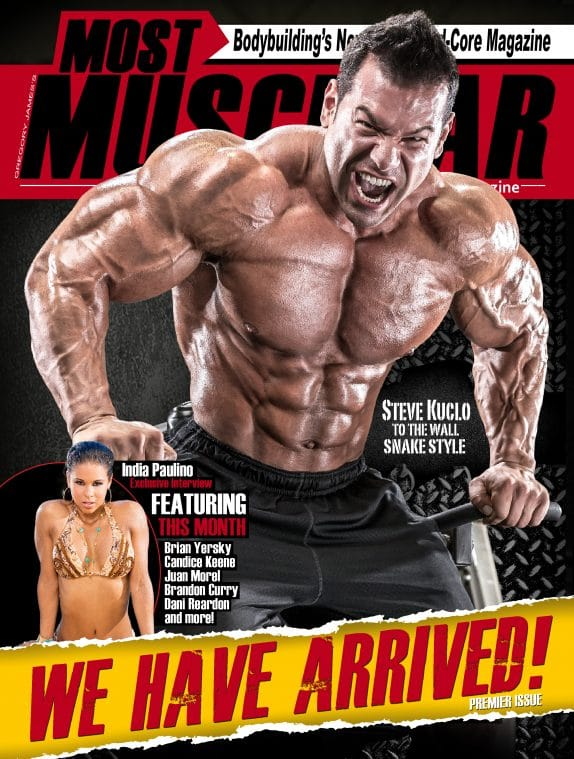 Most Muscular Magazine - Premier Issue 2017 4