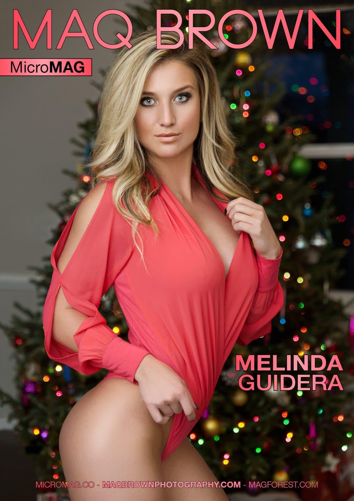 Maq Brown Micromag – Melinda Guidera