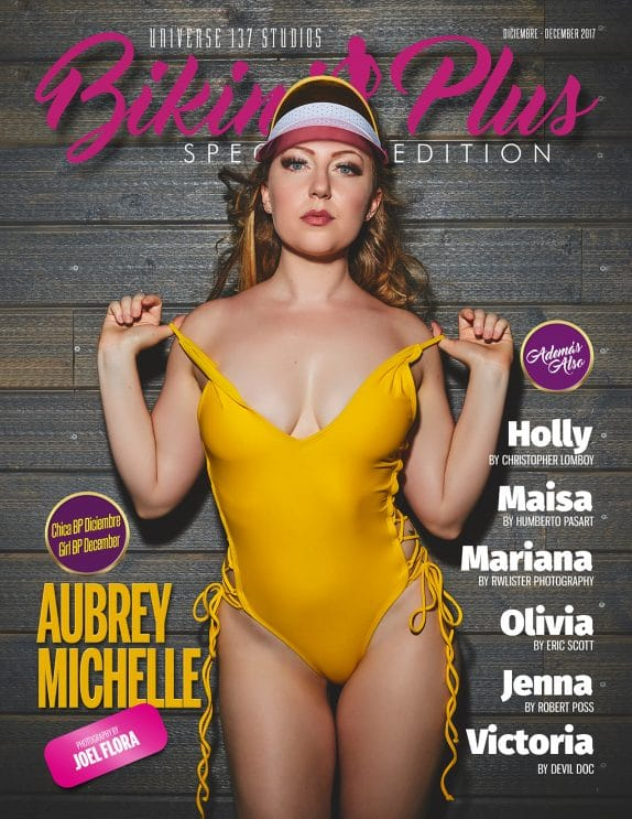 Bikini Plus Magazine - December 2017 2