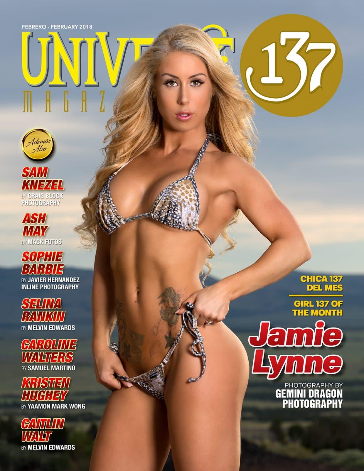 Universe 137 Magazine - February 2018 1